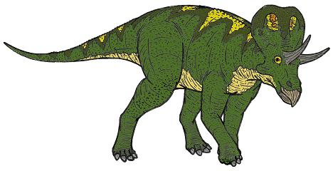 dinosaur picture zuniceratops