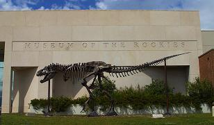 Museum of the Rockies, Bozeman, Montana