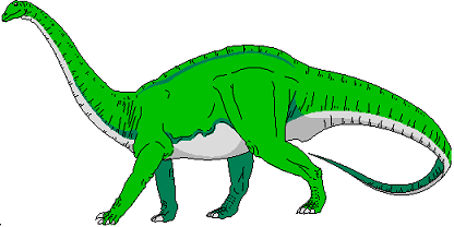 Melanorosaurus Dinosaur Facts - information about the ...