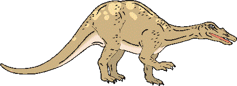 dinosaur picture baryonyx